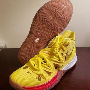Nike Kyrie 5 Spongebob CJ6951-700 Size 10
